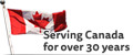 Serving Canada for over 30 years